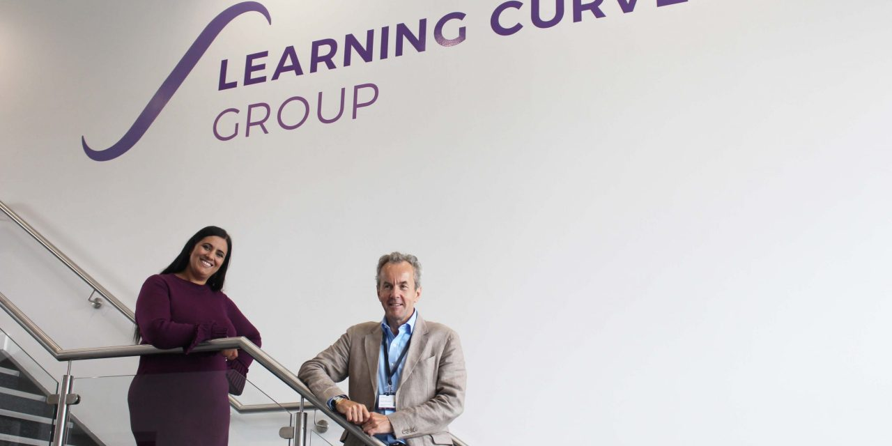 New Chairman for training provider Learning Curve Group