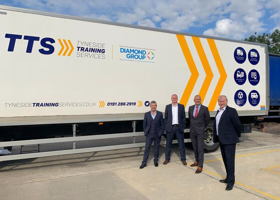 North East training company on the right track to growth with latest acquisition
