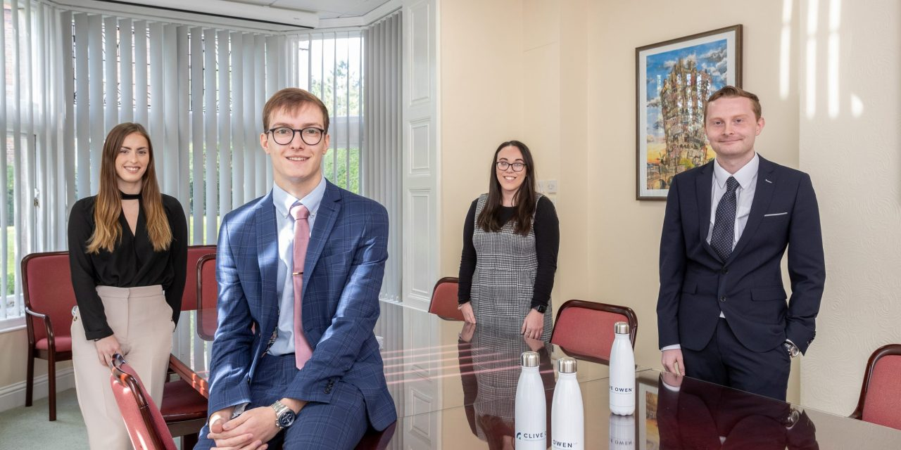 Chartered accountancy firm gears up for growth with multiple trainee appointments