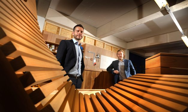 Future hotting up for Finnmark Sauna after securing five-figure investment to support growth
