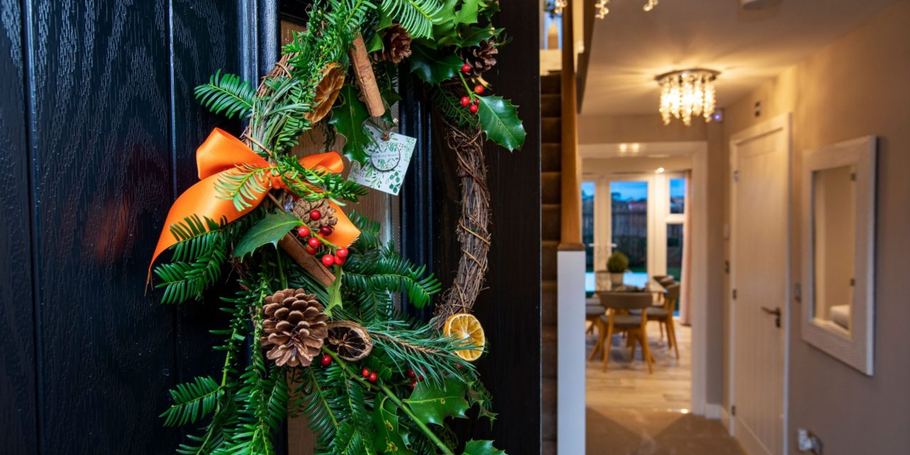 Ho ho ho as housebuilder says 'tis the season to help support local businesses