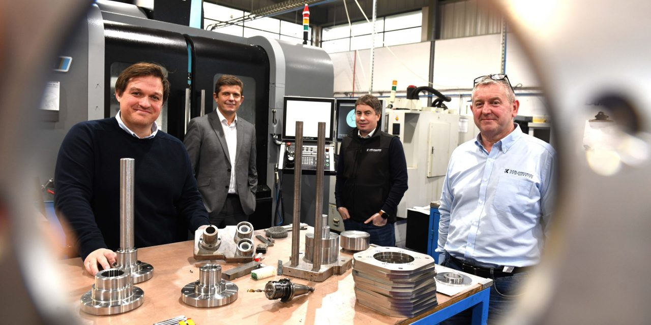 Precision engineering company acquired by businessman