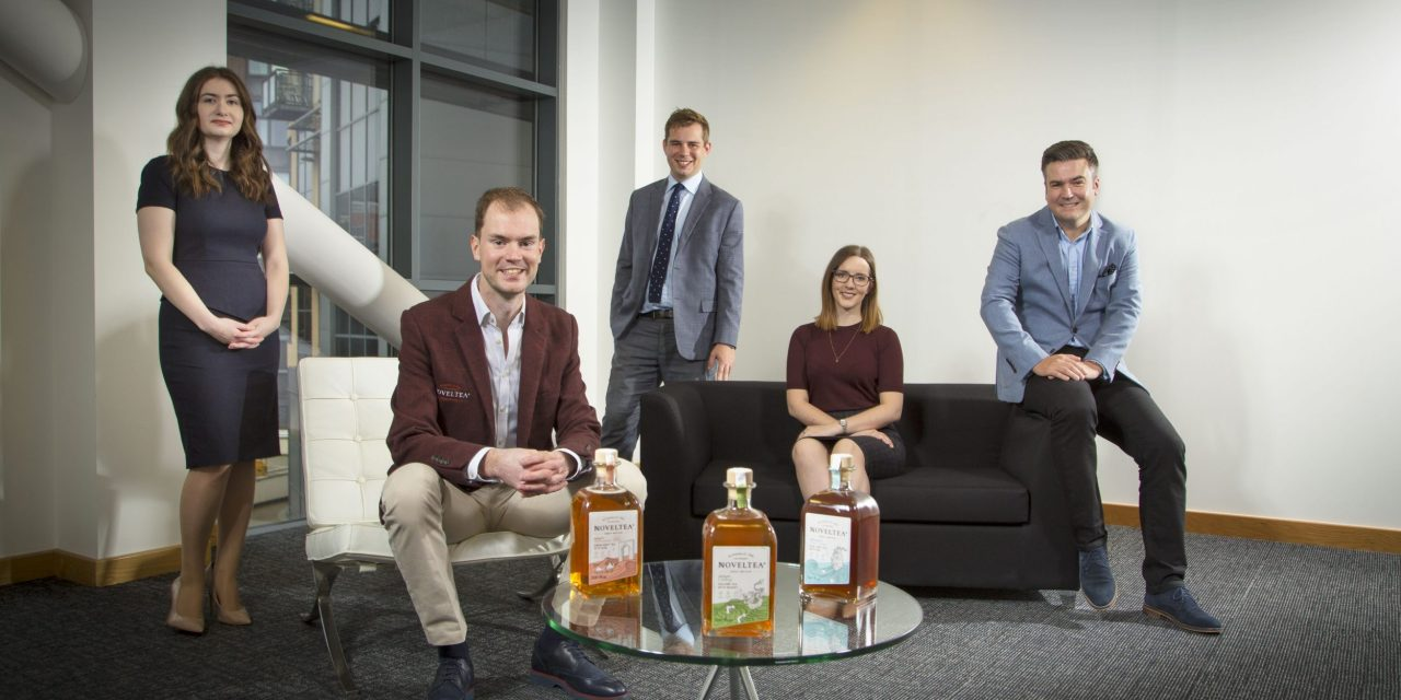 £1.4m investment boost to support the continued growth of NOVELTEA