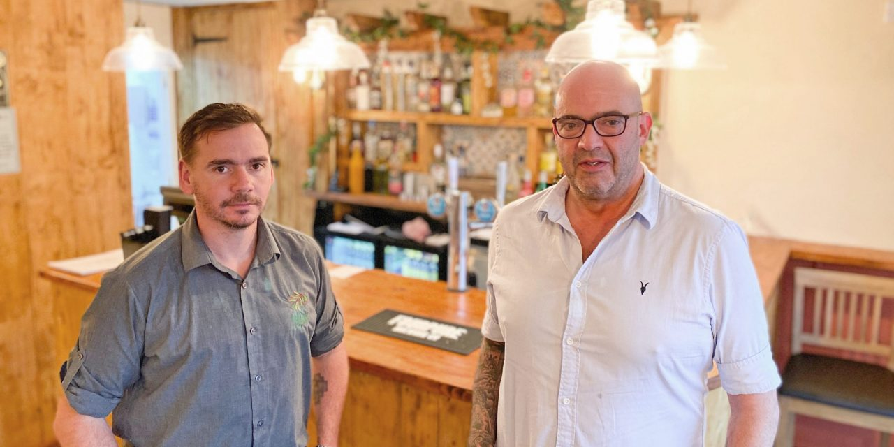 Seven jobs created as new restaurant proves popular with customers – despite Covid challenges