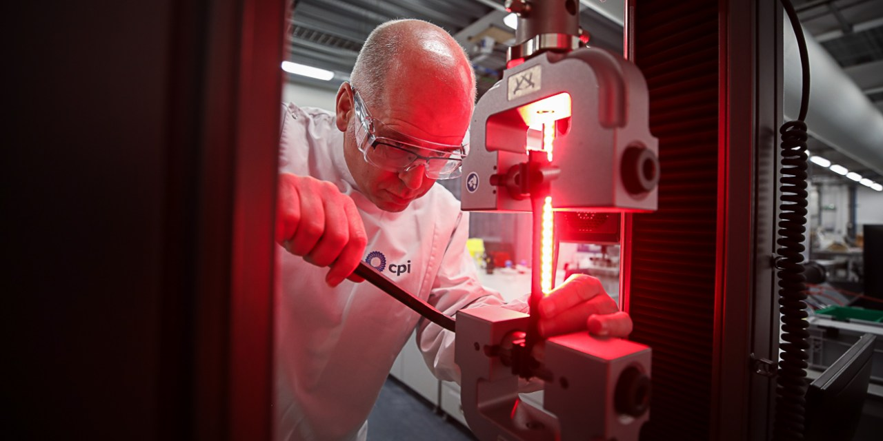 CPI hosts ERDF's PROSPECT programme to take manufacturing to the next level