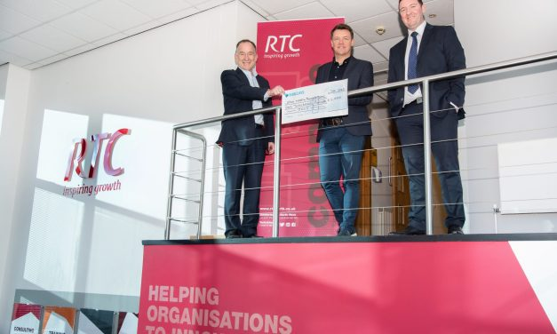 RTC North makes £1,000 donation to Open North Foundation