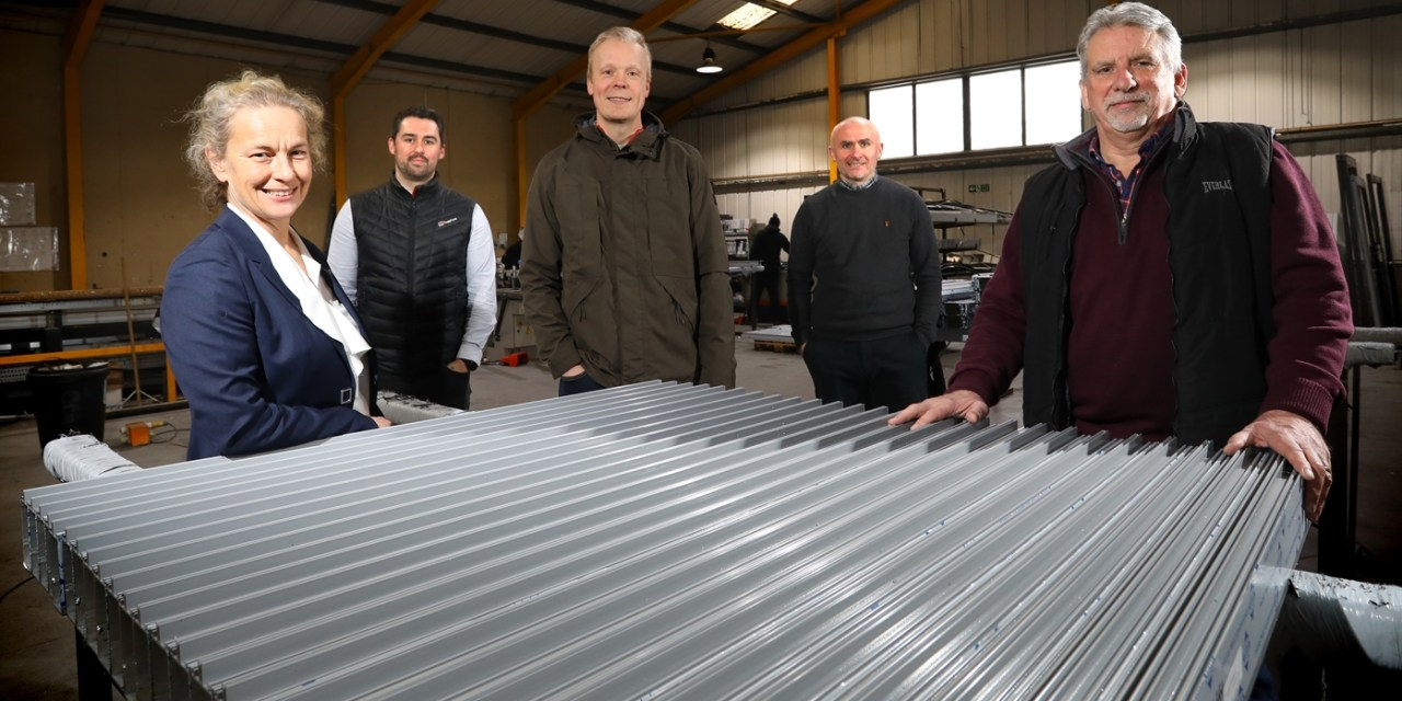 Washington manufacturer opens doors to growth with six-figure investment