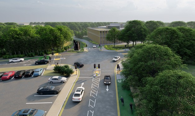 AirView Park could offer hybrid working facilities for potential new occupiers