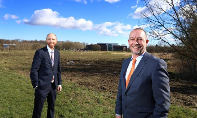 Plans for second phase of AirView Park submitted to council