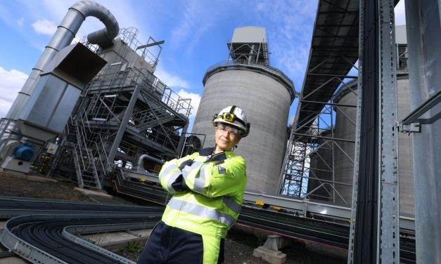 New managing director appointed at Lynemouth Power Station.