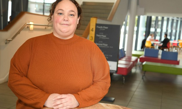 Scholars share positive impact of study with Teesside University