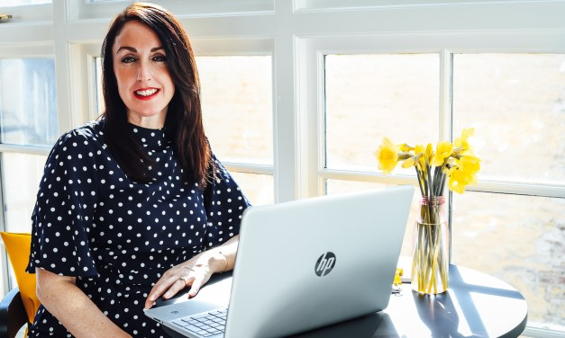 Sam proves she has head for business after launching her own recruitment consultancy
