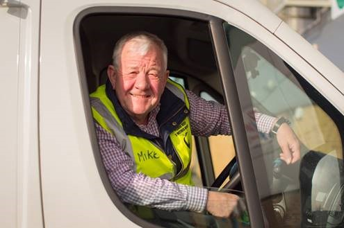 Food charity in appeal for volunteer drivers