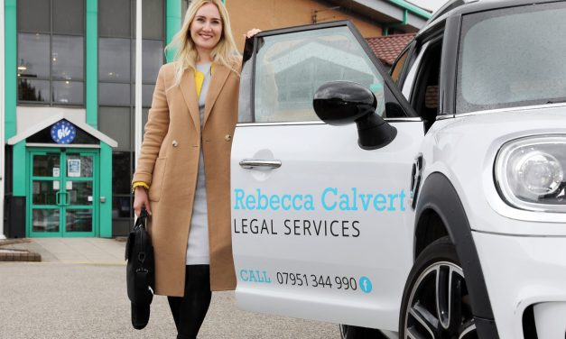Legal Eagle Rebecca swoops in on law change