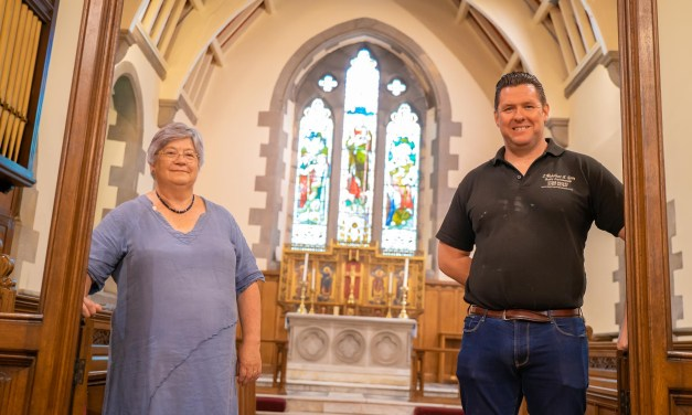 Church says 'I do' to renovation programme as it gears up for summer weddings
