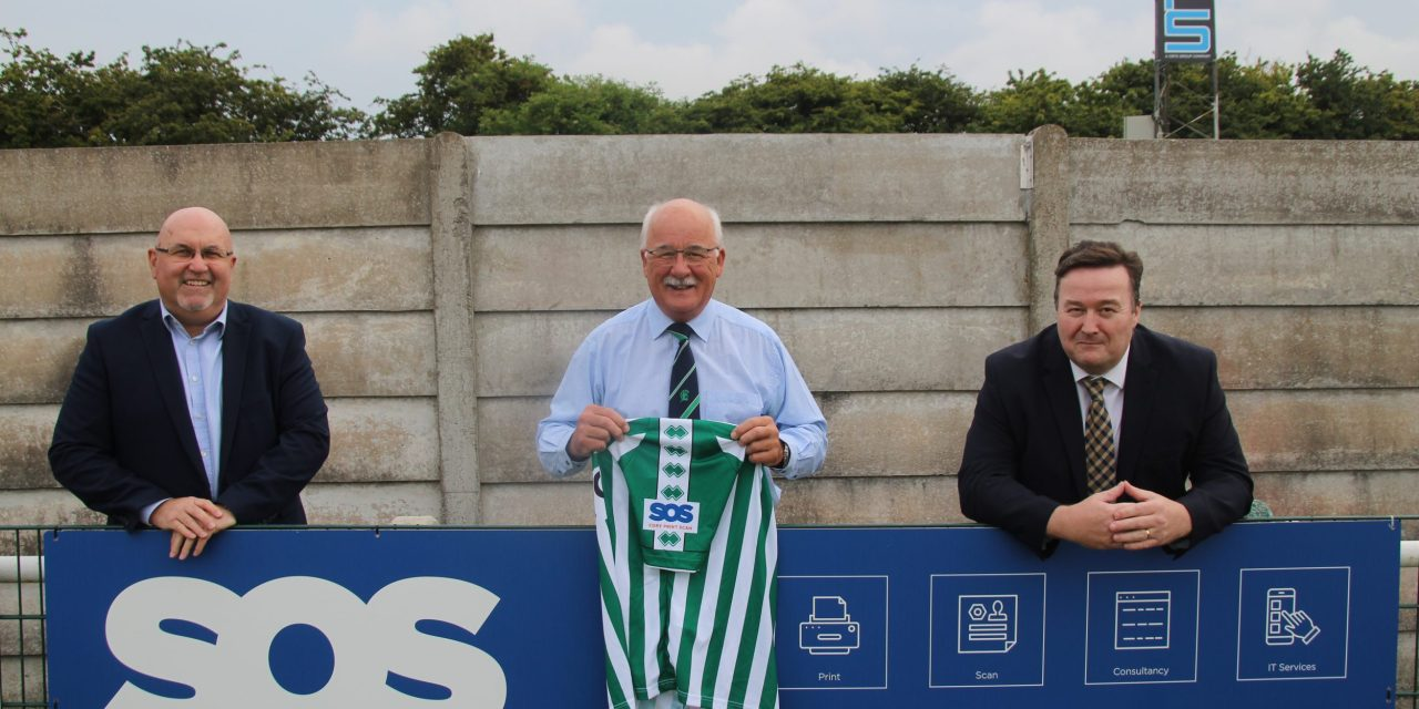 Office technology company renews support for Blyth Spartans