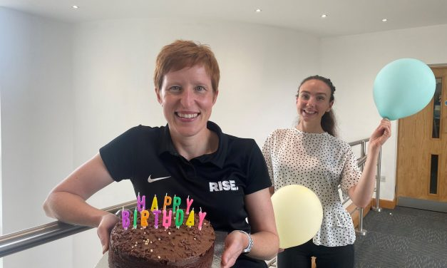 North East charity Rise celebrates its first birthday after investing over £500k