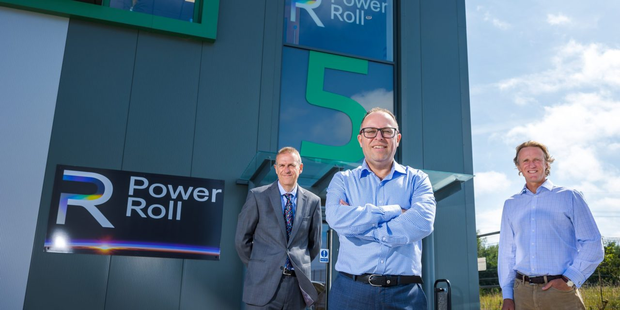 First of its kind solar film manufacturing facility being created in County Durham