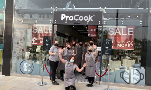 UK kitchenware brand ProCook opens Teesside Park store