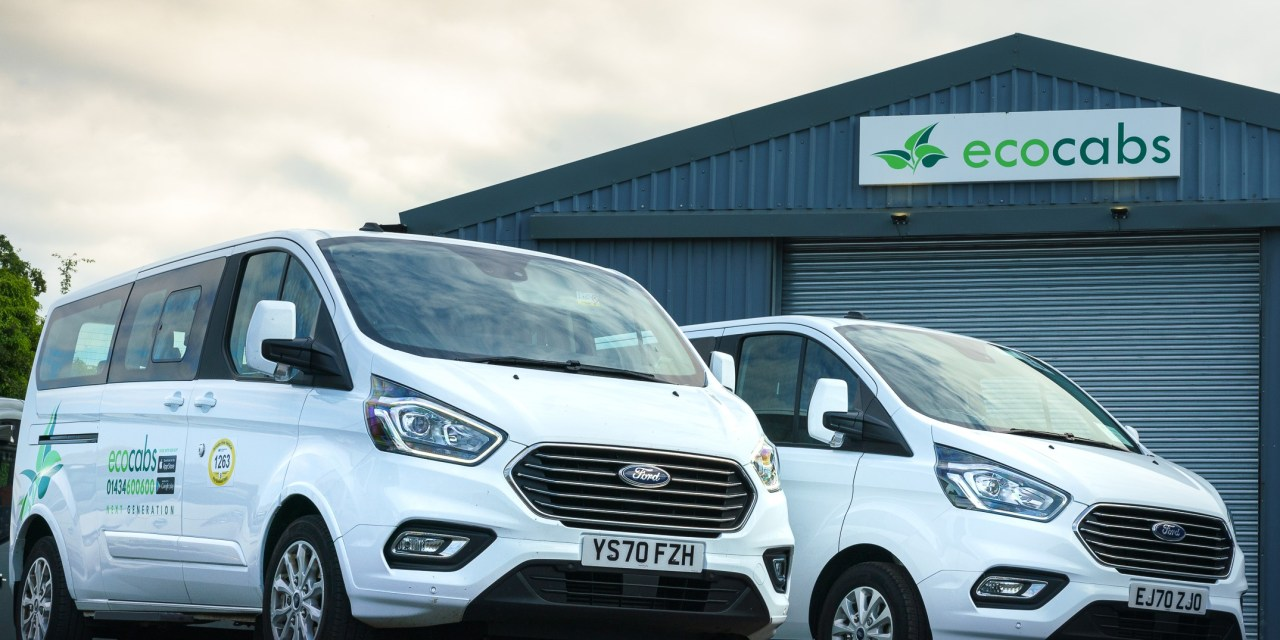 North East cab company drives down carbon footprint with new investment