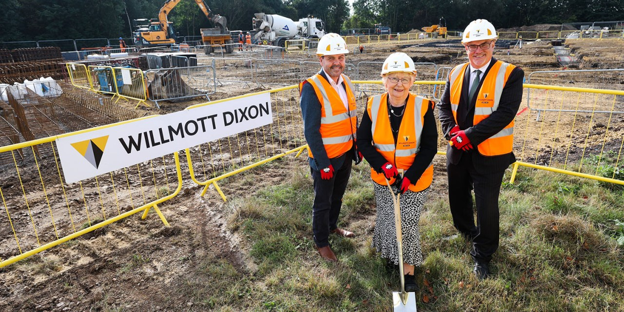 Work begins on innovation centre in Darlington
