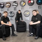 Apprentices in the driving seat for careers at TMD Friction