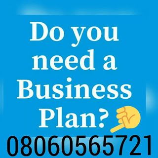 Business plan nigeria