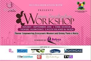 Women of rubies workshop