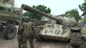 AMISOM Launches Operation Antelope in Hirshabelle State