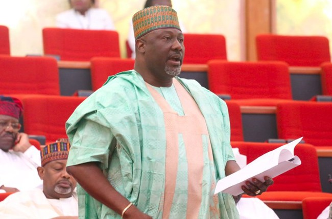 Court Restrains INEC From Proceeding With Dino Melaye's Recall