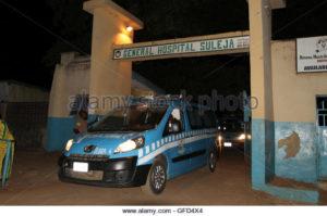 Governor Keeps N1.1b for Hospital Renovation