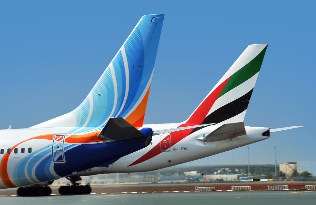 UAE's Emirates, budget carrier flydubai expand cooperation