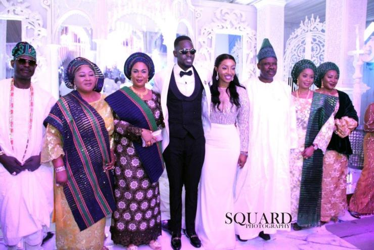 Sifax Boss Taiwo Afolabi Honours Son With Classy Wedding