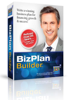 bizplanbuilder business plan software template app online