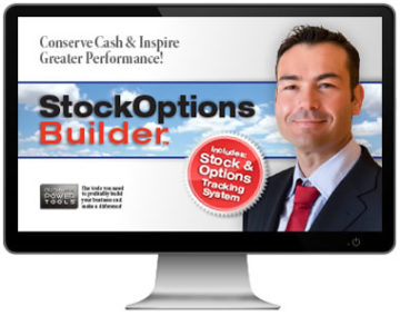 founder employee incentive stock options plan share allocation software template word
