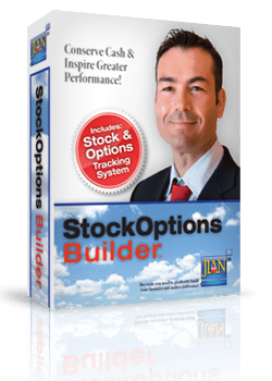 JIAN employee incentive stock options plan software app template