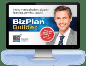BizPlan Builder business plan software template word excel cloud
