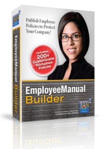 Employee Manual Builder policies handbook software template 2014