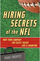 This book really explains great hiring practices