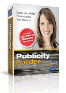 Public relations pr management software with sample press release templates