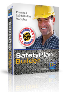 Safety Plan Builder OSHA compliant illness and injury prevention training handbook software template non profit