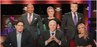 Shark tank asks for a business plan
