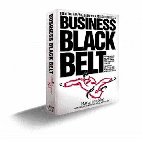 business black belt management best practices book conscious