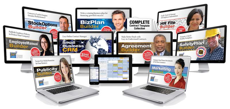 business development software templates
