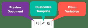 bizplan business plan software template