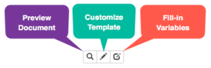 bizplan business plan software template
