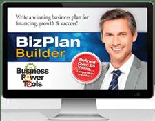 BizPlanBuilder best selling business planning software