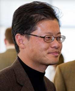 CEO - jerry yang