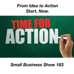 take your ideas to action