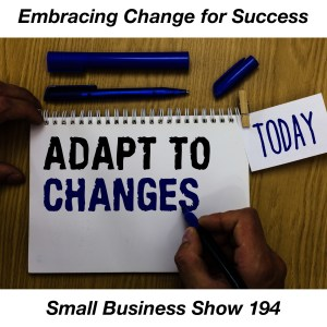 embracing change for small business success